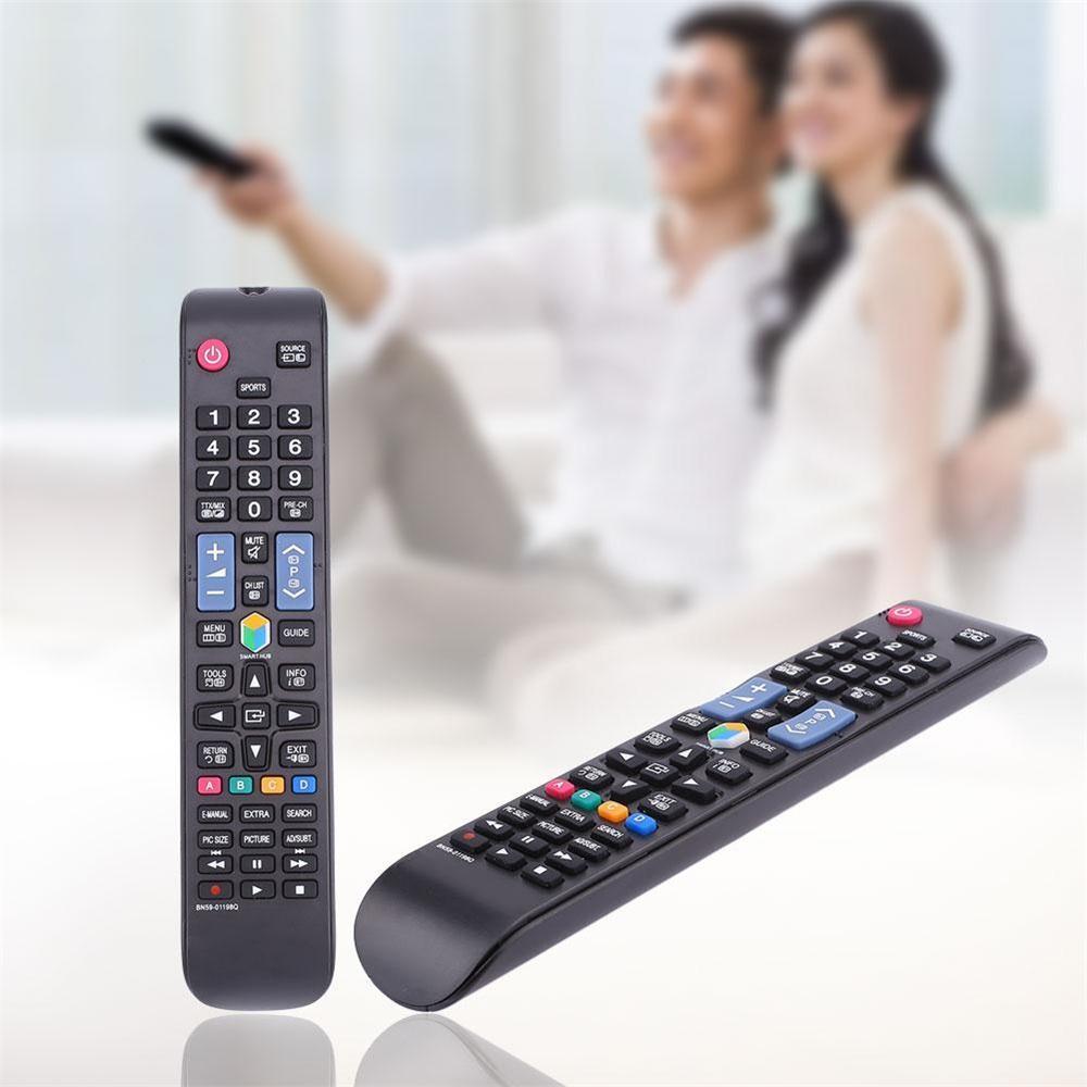 מבריק שלט לטלוויזיה סמסונג סמארט SAMSUNG LCD LED HDTV 3D Smart TV GL-76