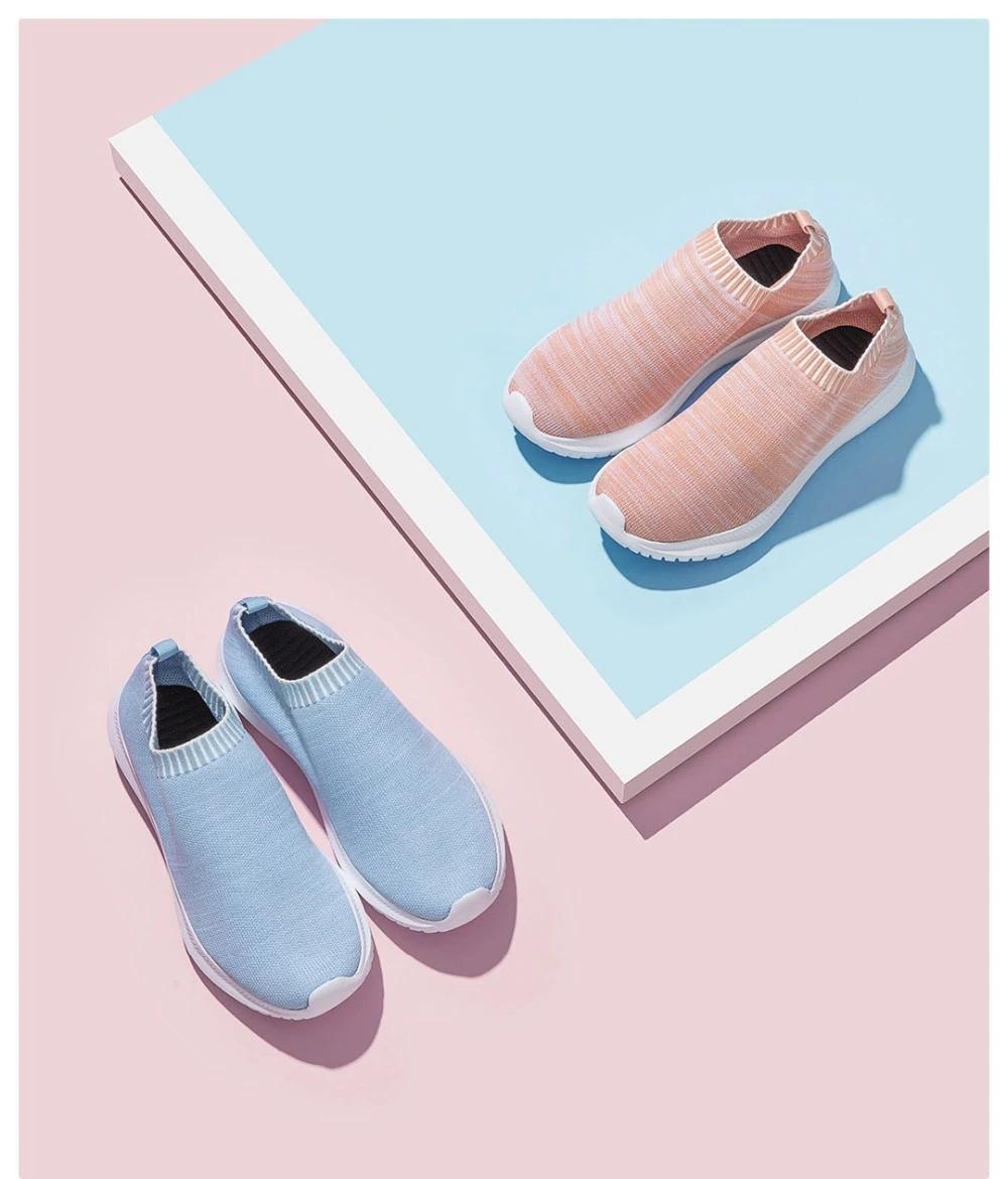 Xiaomi UREVO Leisure Light Sneaker Sport Gym Shoes Lightweight Ventilate Elastic Wearable Outdoor Sport Shoes for MenWomen (6)
