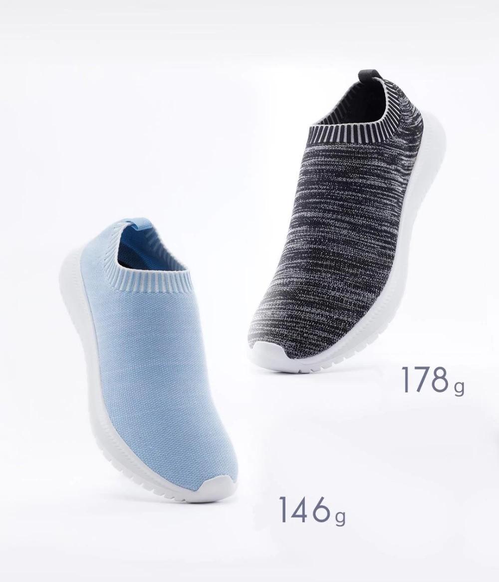 Xiaomi UREVO Leisure Light Sneaker Sport Gym Shoes Lightweight Ventilate Elastic Wearable Outdoor Sport Shoes for MenWomen (5)