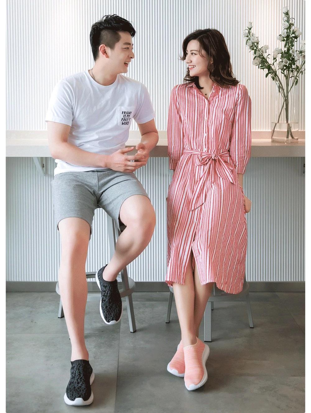 Xiaomi UREVO Leisure Light Sneaker Sport Gym Shoes Lightweight Ventilate Elastic Wearable Outdoor Sport Shoes for MenWomen (9)