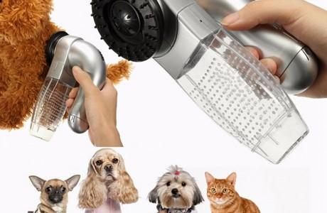 שואב פרווה עדין ועוצמתי לבעלי חיים פשוט ונוח לשימוש