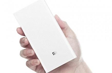 מטען נייד שיאומי – Original Xiaomi Power Bank 20000mAh 2C