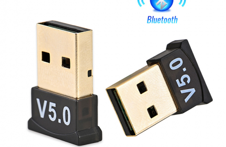מתאם מיני USB BLUETOOTH v5.0 Dongle