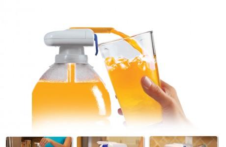 חובה בכל בית! ברז הקסם Magic Tap מוזג משקאות מהפכני!