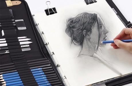 ערכת ציור מקצועית