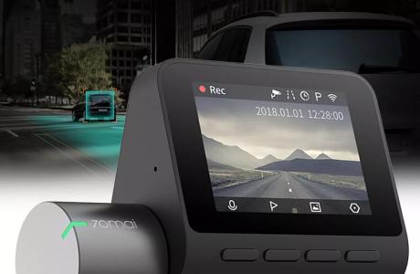 מצלמת הרכב החדשה מבית 70MAI PRO Dash Camera - XIAOMI