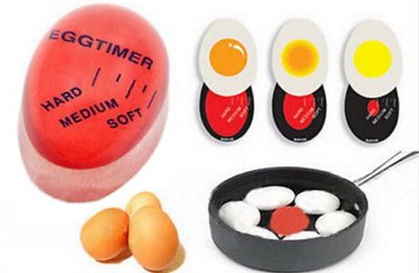 טיימר ביצה משנה צבע!