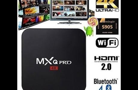 MXQ-PRO S905 Android TV Box סטרימר