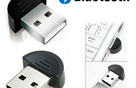 מתאם USB Bluetooth v2.0 Dongle בגודל זעיר