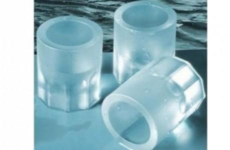 כוסות שוט צ'ייסר מקרח להכנה עצמית! להיט מדליק לכל הרמת כוסית!