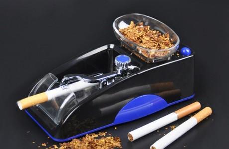 מכונה חשמלית ומקצועית למילוי סיגריות